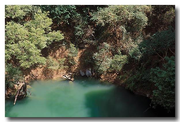 Lac Vert (Green Lake) – northern Madagascar