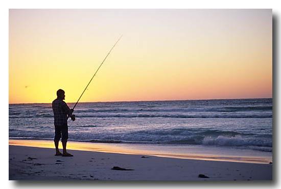 (EV-460) Beach fishing