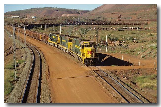 (BN-324) Iron Ore Train