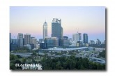 Perth CBD from Kings Park  LLM-497 ©Jiri Lochman- Lochman LT