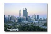 Perth CBD from Kings Park  LLM-497 ©Jiri Lochman- Lochman LT