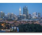 Perth CBD from Kings Park  LLM-500 ©Jiri Lochman- Lochman LT