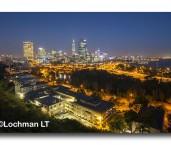 Perth CBD from Kings Park  LLM-503 ©Jiri Lochman- Lochman LT