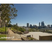 Perth- Kings Park AED-391