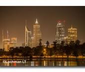Perth city fireworks & lake Monger LLM-436 ©Jiri Lochman- Lochman LT