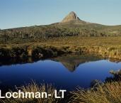 Cradle Mountain - Lake St. Clair National Park - Barn Bluff acro