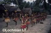 PNG- Milne Bay Province-Kulawa Village dancers VTY-683 ©Alex Steffe - Lochman LT