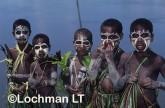 PNG- Sepik River - Yenchen Village children VSY-491 ©Alex Steffe - Lochman LT