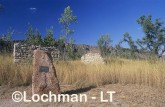 Historic ruins of Lillimooloora Police station - where Jandamarra-Pigeon started his insurrection AFY-546 ©Marie Lochman - Lochman LT
